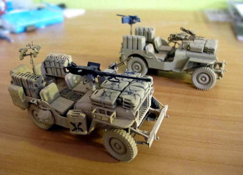 SAS - Pause-thé avec les Touaregs - Conversion jeep ITALERI + figurines NEMROD, EVOLUTION, RESICAST - 1/35 Img_4620