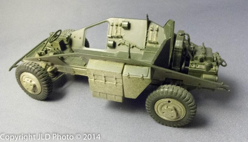 """HOBBY BOSS 82443 - """"Sd.Kfz 223 Leichter Panzerspähwagen Funk"""" - 1/35 Img_4814"""