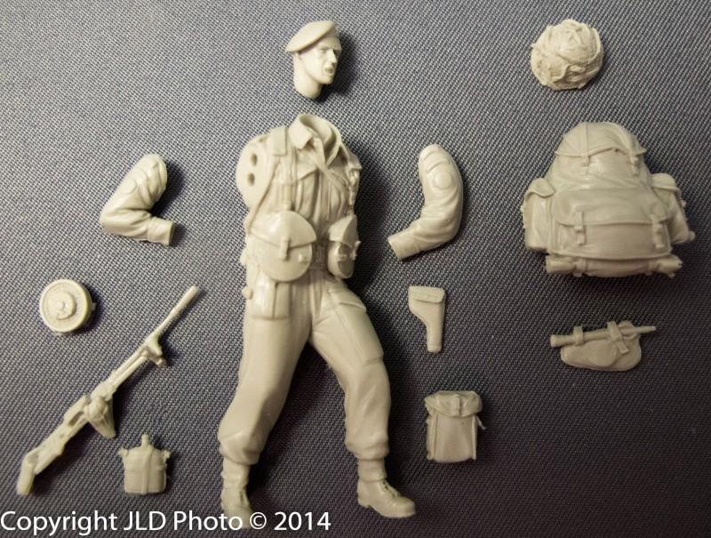 Commando Kieffer, 6 juin 44 - NEMROD 35100 - 1/35 Img_4858
