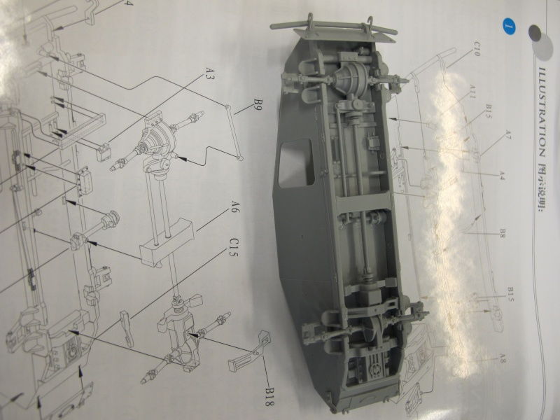 BRONCO CB 35033 - Sd.Kfz.221 - 1/35 Img_5619