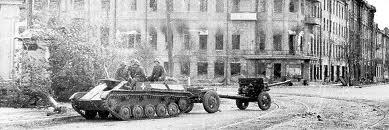 T-70 et canon ZIS-3 - MINIART 35056 - 1/35 Zis310
