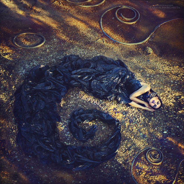 Margarita Kareva, Photographies oniriques K110