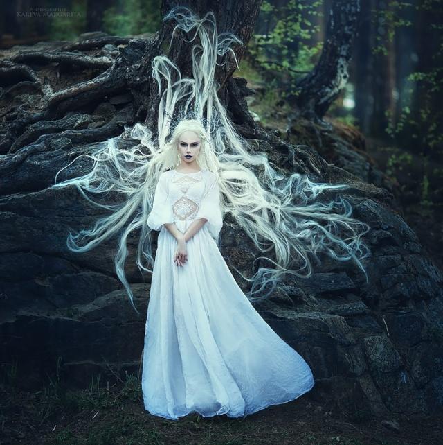 Margarita Kareva, Photographies oniriques K210