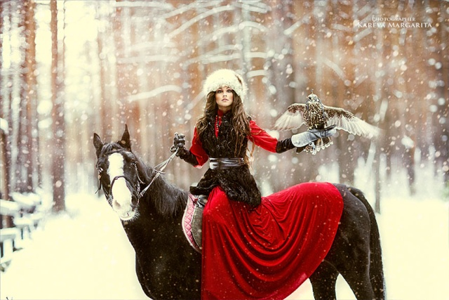 Margarita Kareva, Photographies oniriques K310