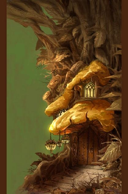 la Demeure de chantounette Maison11