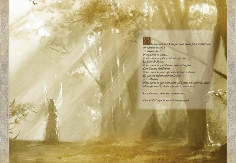 Merveilles et Légendes, La clef des Songes de Sandrine Gestin Mervei11