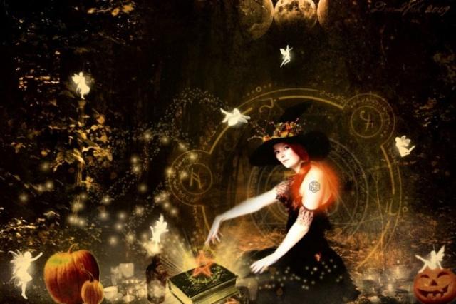 Cérémonie de Samhain Samhai14