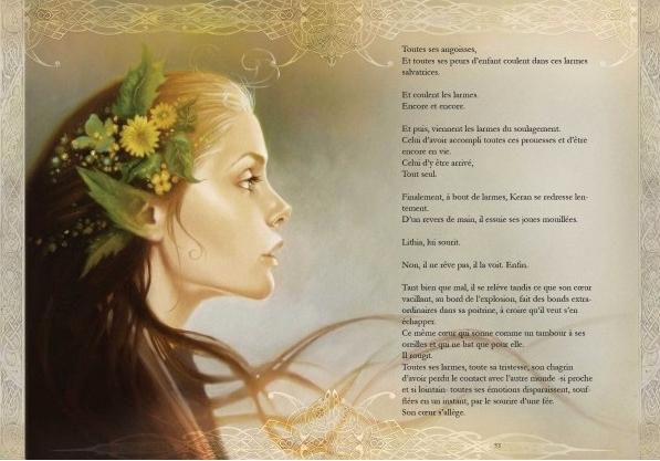 Merveilles et Légendes, La clef des Songes de Sandrine Gestin Sg_pag10