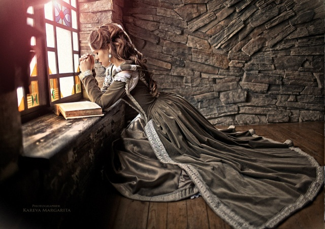 Margarita Kareva, Photographies oniriques Womens10