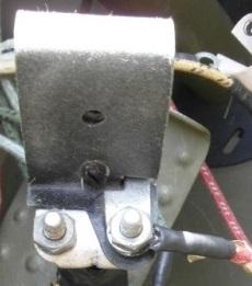 Interrupteur principal d'éclairage à tirette Branch11