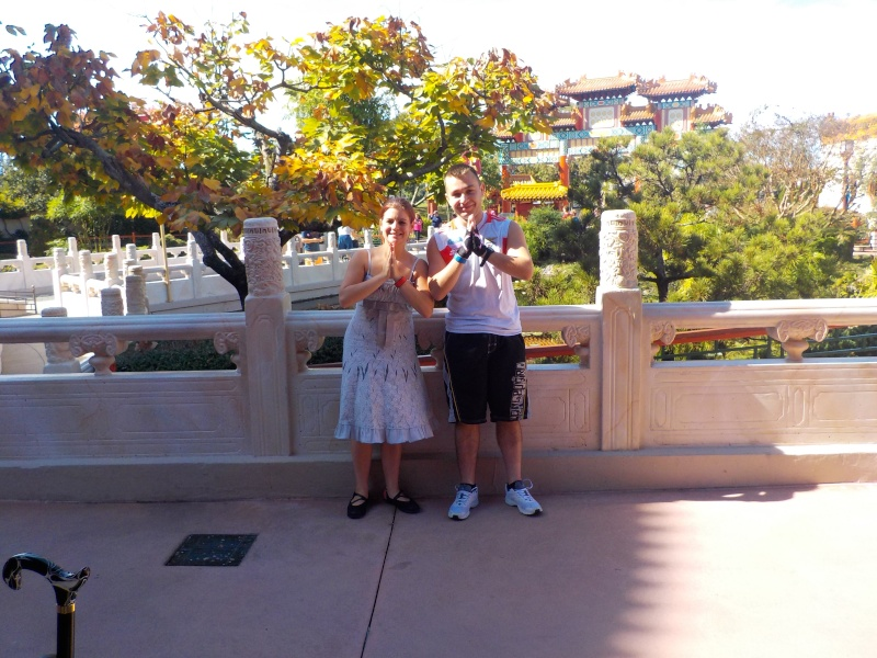 On fête nos 4ans de mariage a WDW puis Disney cruise line - Page 5 Dscn0210