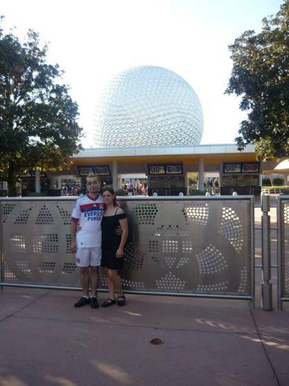 Voyage de noce à WDW puis à Orlando avec un passage a USO - Page 2 Epcot10