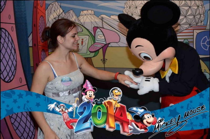 On fête nos 4ans de mariage a WDW puis Disney cruise line - Page 5 Mickey13