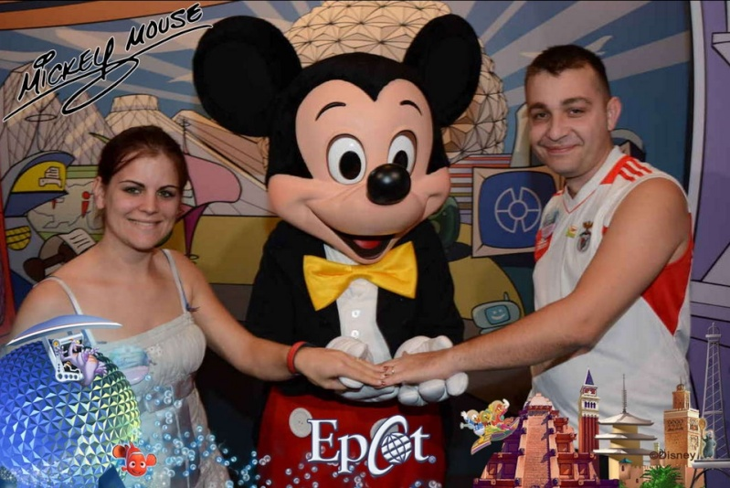 On fête nos 4ans de mariage a WDW puis Disney cruise line - Page 5 Mickey15