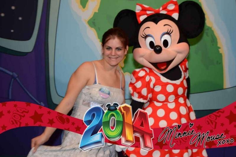 On fête nos 4ans de mariage a WDW puis Disney cruise line - Page 5 Minnie13