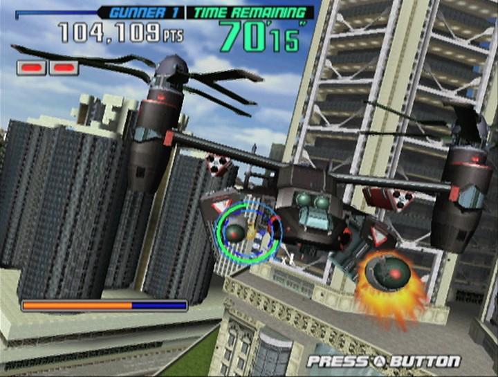 TEST : GUNBLADE NY / L.A. MACHINEGUNS de Sega sur Wii 20942l10