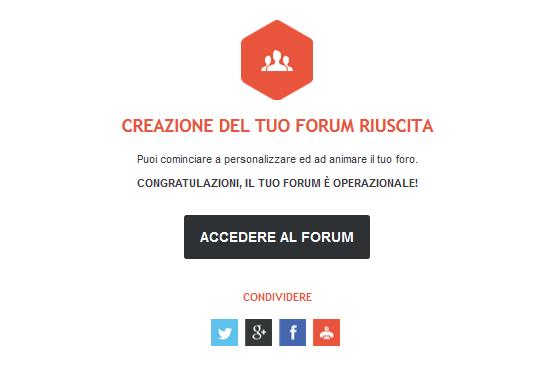 Come importare il tuo forum su Forumattivo Creazi10