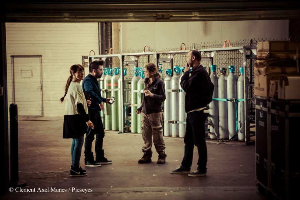 [DALS 5] EXCLU PHOTOSHOOT Chris Marques Directeur Artistique de #DALS conseillant et guidant les Stars et Danseurs Pros By Clément Axel Manes  10437710