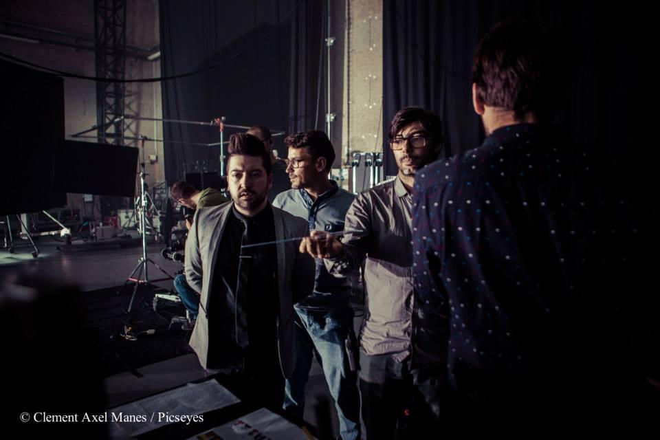 [DALS 5] EXCLU PHOTOSHOOT Chris Marques Directeur Artistique de #DALS conseillant et guidant les Stars et Danseurs Pros By Clément Axel Manes  10609410