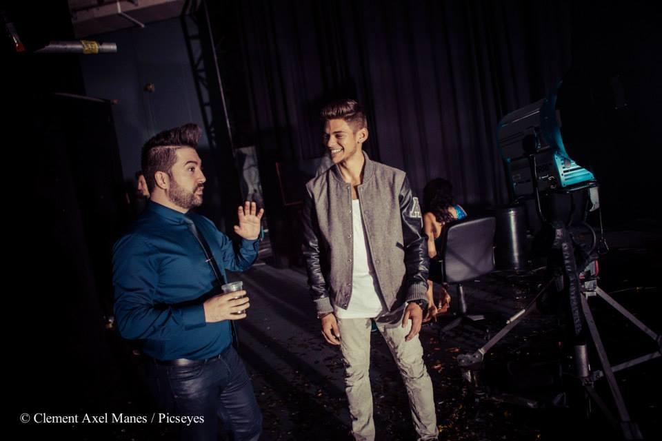[DALS 5] EXCLU PHOTOSHOOT Chris Marques Directeur Artistique de #DALS conseillant et guidant les Stars et Danseurs Pros By Clément Axel Manes  10624510