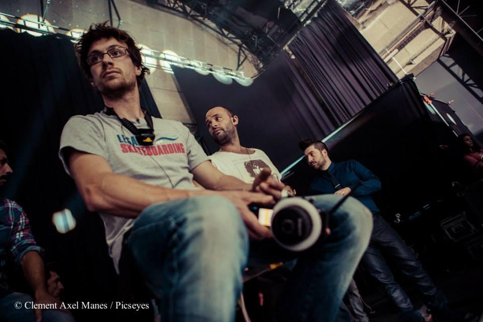 [DALS 5] EXCLU PHOTOSHOOT Chris Marques Directeur Artistique de #DALS conseillant et guidant les Stars et Danseurs Pros By Clément Axel Manes  10628510