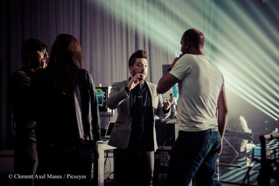 [DALS 5] EXCLU PHOTOSHOOT Chris Marques Directeur Artistique de #DALS conseillant et guidant les Stars et Danseurs Pros By Clément Axel Manes  10640910