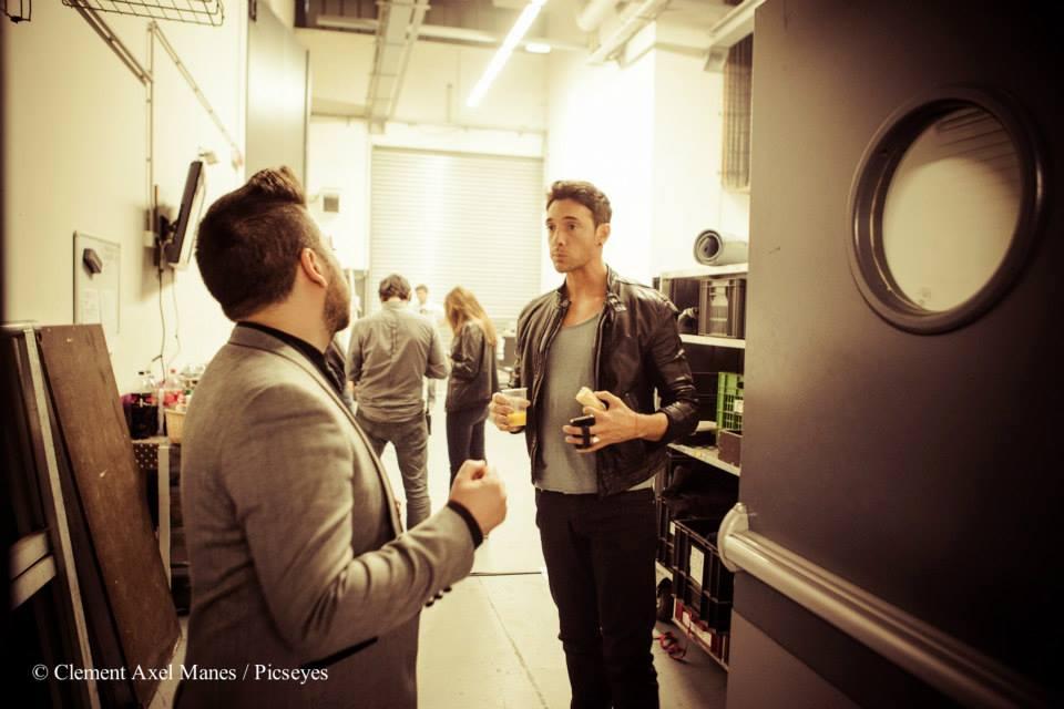 [DALS 5] EXCLU PHOTOSHOOT Chris Marques Directeur Artistique de #DALS conseillant et guidant les Stars et Danseurs Pros By Clément Axel Manes  10671310