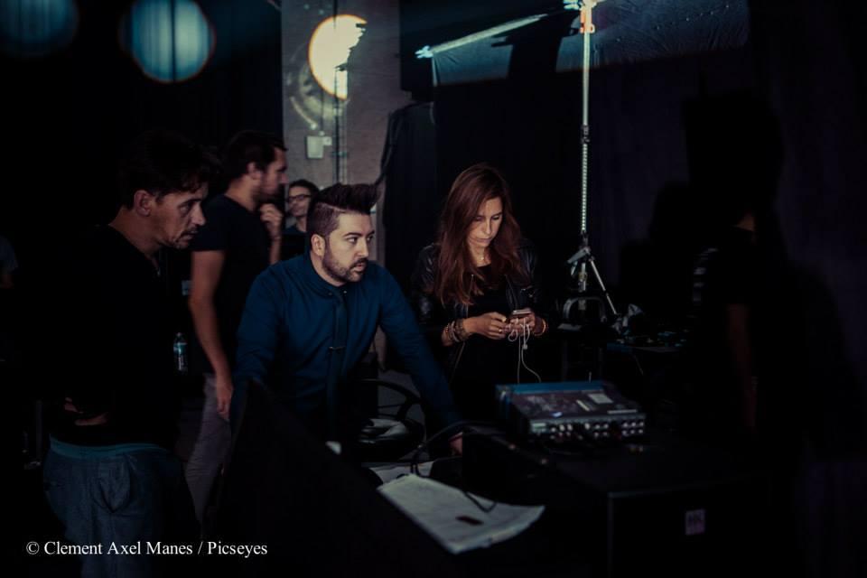 [DALS 5] EXCLU PHOTOSHOOT Chris Marques Directeur Artistique de #DALS conseillant et guidant les Stars et Danseurs Pros By Clément Axel Manes  10672310