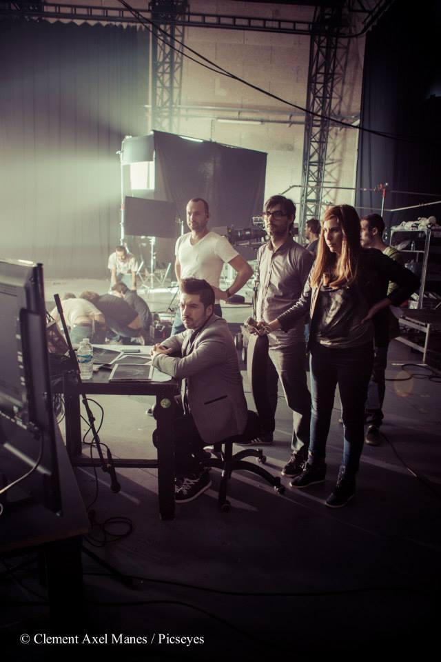 [DALS 5] EXCLU PHOTOSHOOT Chris Marques Directeur Artistique de #DALS conseillant et guidant les Stars et Danseurs Pros By Clément Axel Manes  10672312