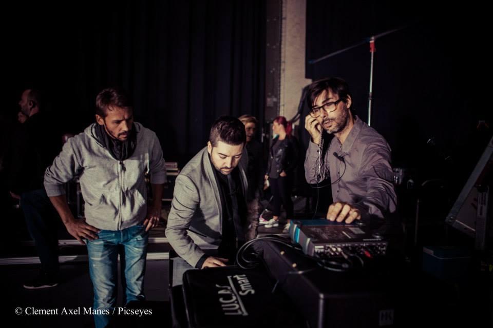 [DALS 5] EXCLU PHOTOSHOOT Chris Marques Directeur Artistique de #DALS conseillant et guidant les Stars et Danseurs Pros By Clément Axel Manes  10703910