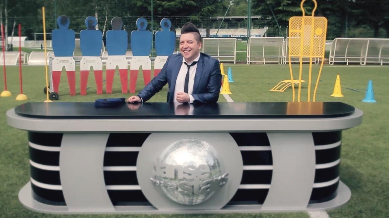Images Chris Marques juge l'équipe de France sur une samba concours de jongles #CDM2014 #Bresil2014 Captur12