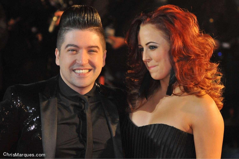 NEWS PICS Chris Marques et Jaclyn Spencer à la 15TH Édition des NRJ Music Awards Image13