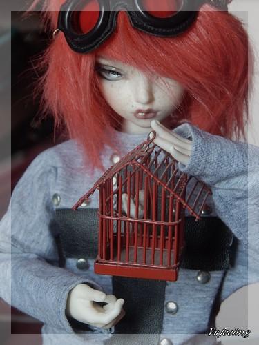~ Sushi New Wig ~ [MNF Rheia] P.5~ Cage110