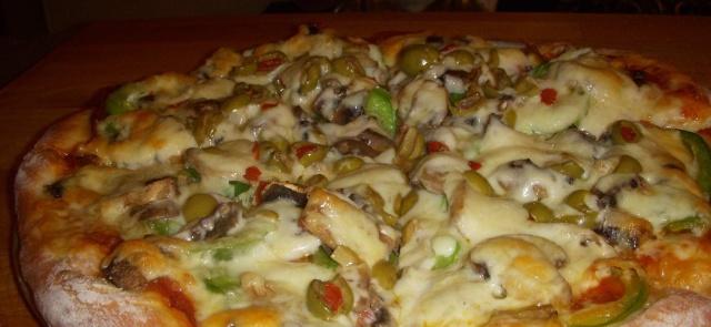 Pâte a Pizza de Cousky à la MAP Pizza_13