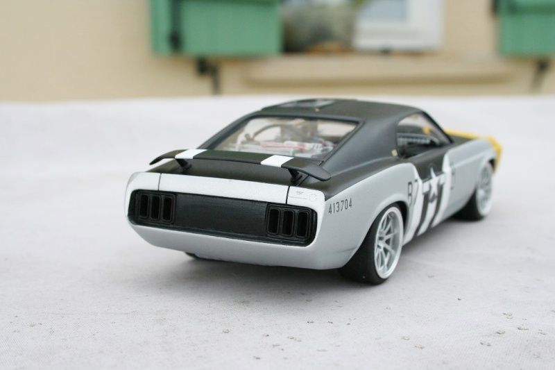 """'70 Ford Mustang Mach1 2'n1 """"Ferocious Frankie"""" (Revell) [Terminé] - Page 9 0610"""