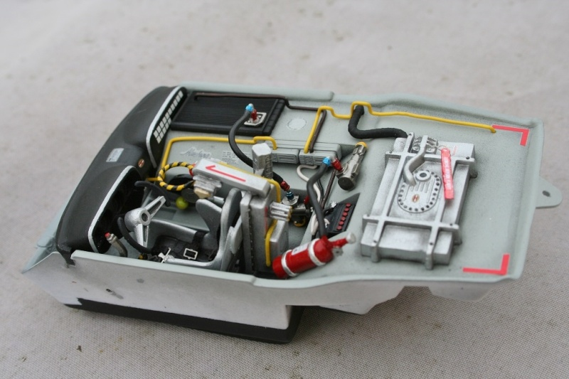 """'70 Ford Mustang Mach1 2'n1 """"Ferocious Frankie"""" (Revell) [Terminé] - Page 9 1010"""