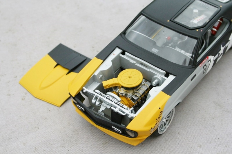 """'70 Ford Mustang Mach1 2'n1 """"Ferocious Frankie"""" (Revell) [Terminé] - Page 9 1310"""
