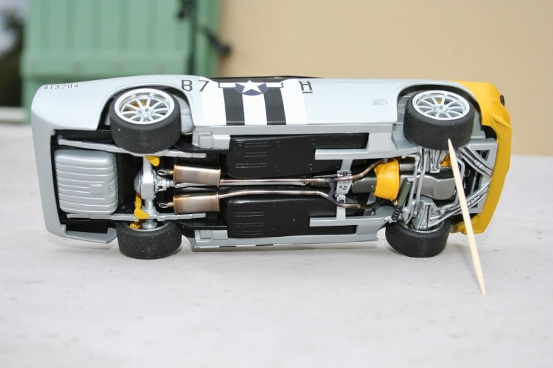 """'70 Ford Mustang Mach1 2'n1 """"Ferocious Frankie"""" (Revell) [Terminé] - Page 9 1410"""