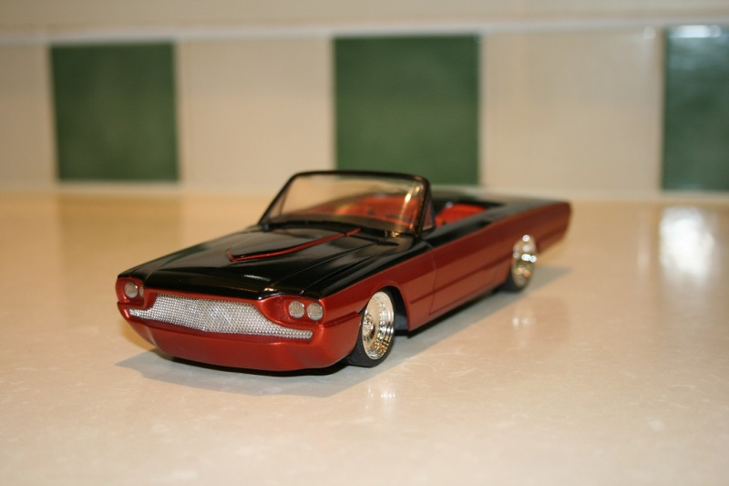 """'66 Ford Thunderbird """"Hi Perf"""" (AMT) [Terminée] - Page 5 Img_2916"""