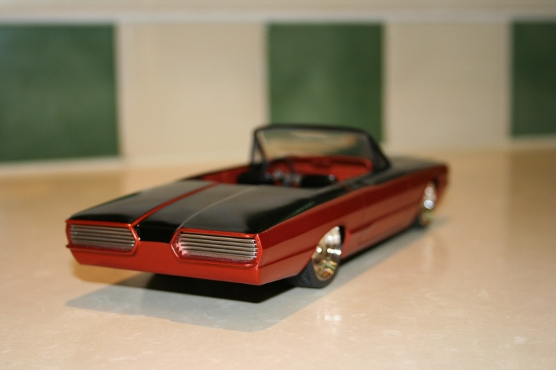 """'66 Ford Thunderbird """"Hi Perf"""" (AMT) [Terminée] - Page 5 Img_2920"""
