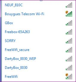 Nom de votre réseau WIFI Captur23