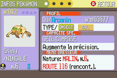 » Le pokédex chromatique du forum - Page 2 Pokemo10