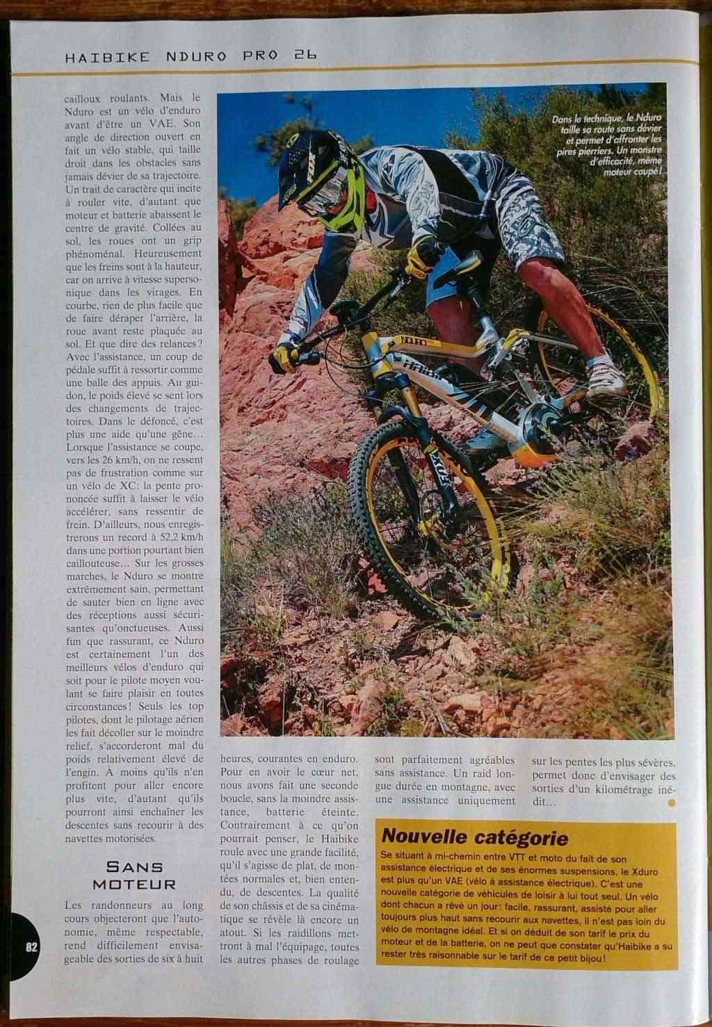 [Luidji76] Mon nouveau bike: VAE Haibike XDURO NDURO RX 26 - Page 2 Dsc_0112