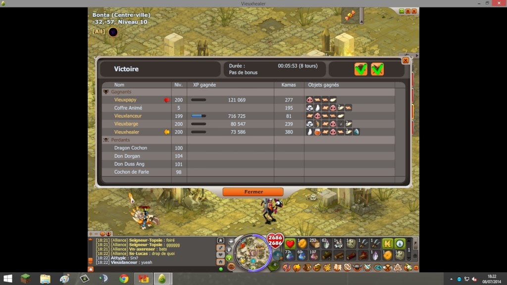 Screens en tout genre, mettez vos exploits en ligne! - Page 5 Captur10