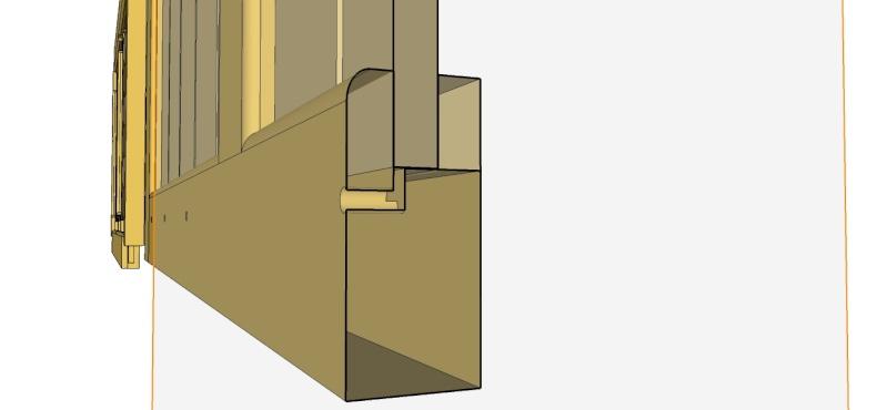 Fabrication d'un volet bois pour l'atelier Volet_10