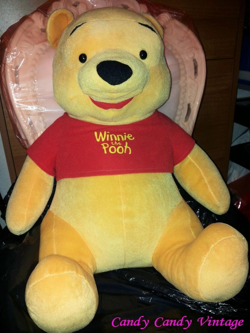 [Vendo] WINNIE THE POOH Disney pupazzo gigante NUOVO 20140911