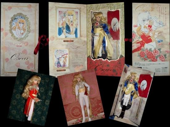 Cerco bambola LADY OSCAR - ROSE OF VERSAILLES  Poupee10