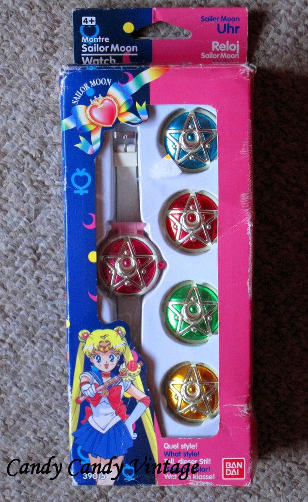 Cerco vari oggetti bambole di Sailor Moon Help Sailor12