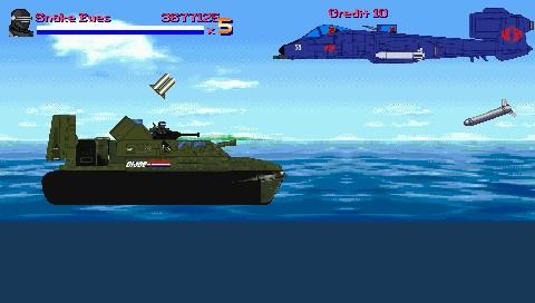 Gi Joe Attack on Cobra Island sur Obenbor.Spoiler garanti......... Mymod116