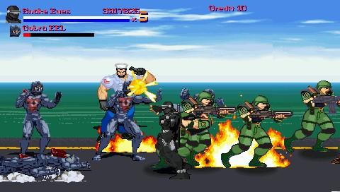 Gi Joe Attack on Cobra Island sur Obenbor.Spoiler garanti......... Mymod117